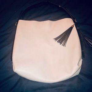 NWOT Zara hobo white bag
